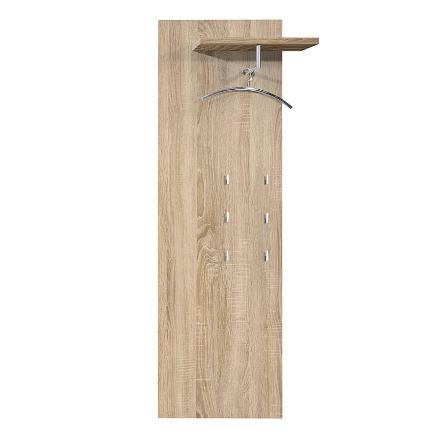 garderobenpaneel gallery ii eiche dekor home24. Black Bedroom Furniture Sets. Home Design Ideas