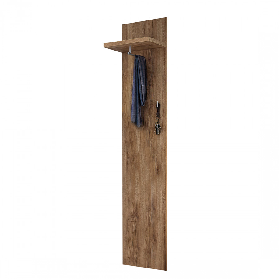 Garderobe von top square bei home24 bestellen home24 for Garderobenpaneel eiche