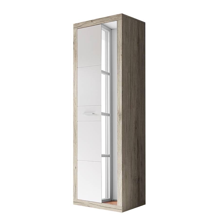 Garderobenschrank von top square bei home24 bestellen home24 - Garderobenschrank mit spiegel ...
