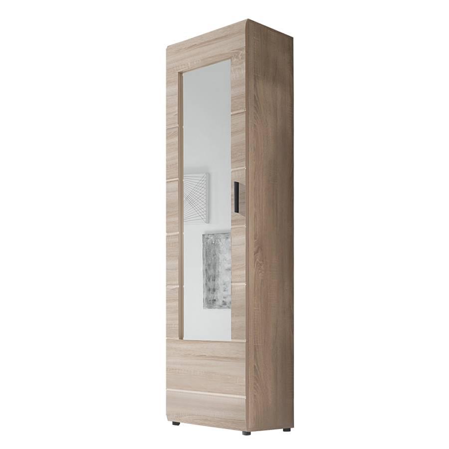 armoire de vestibule storm ch ne brut de sciage el ment d coratif noir. Black Bedroom Furniture Sets. Home Design Ideas