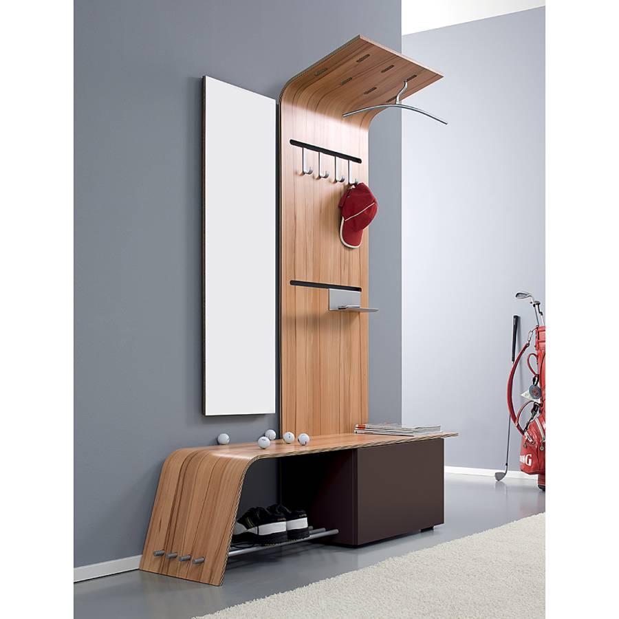Jetzt bei home24 garderobe von loftscape home24 - Home24 garderobe ...