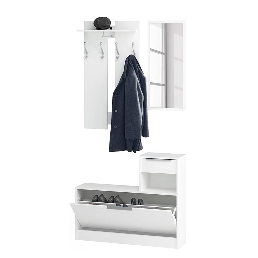 Home24 klassisch moderne mooved garderobe home24 - Home24 garderobe ...