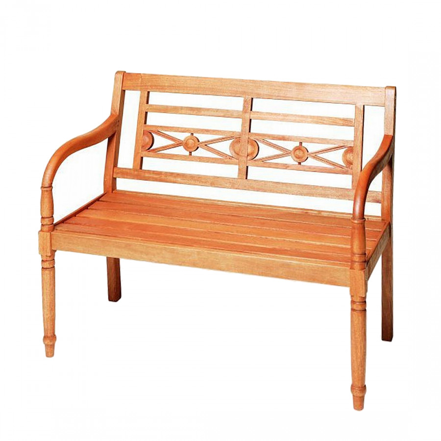 gartenbank havanna 2 sitzer eukalyptus massiv home24. Black Bedroom Furniture Sets. Home Design Ideas