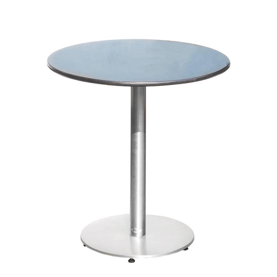 gartentisch round edelstahl granit home24. Black Bedroom Furniture Sets. Home Design Ideas
