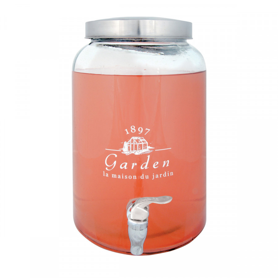 Getr nkespender garden glas home24 for Garden products catalog