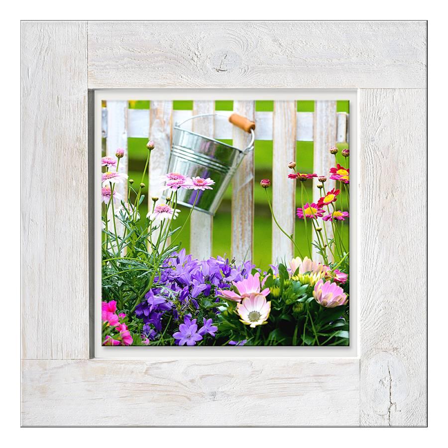 glasbild lovely garden ii home24. Black Bedroom Furniture Sets. Home Design Ideas