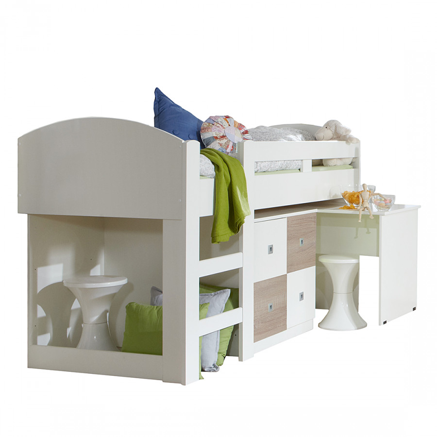 Jetzt bei home24 funktionsbett von wimex home24 for Kinderzimmer halbhochbett