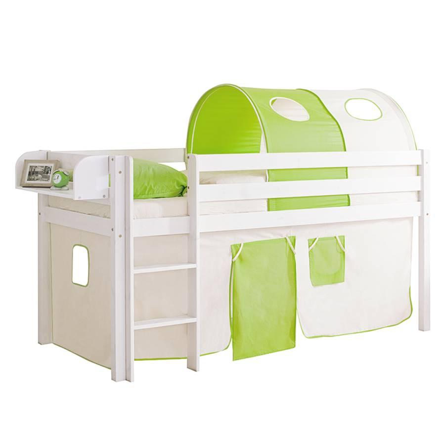 Jetzt bei home24 hochbett von ticaa home24 for Kinderzimmer halbhochbett