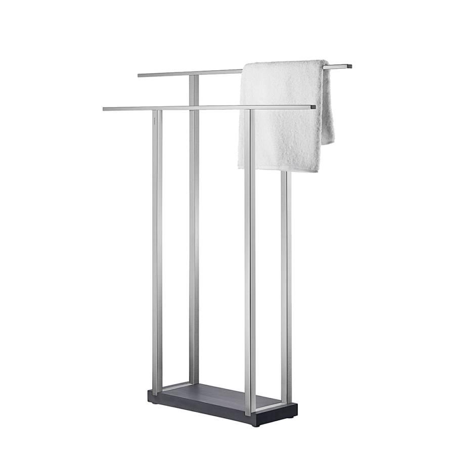 handtuchst nder menoto edelstahl polystone home24. Black Bedroom Furniture Sets. Home Design Ideas