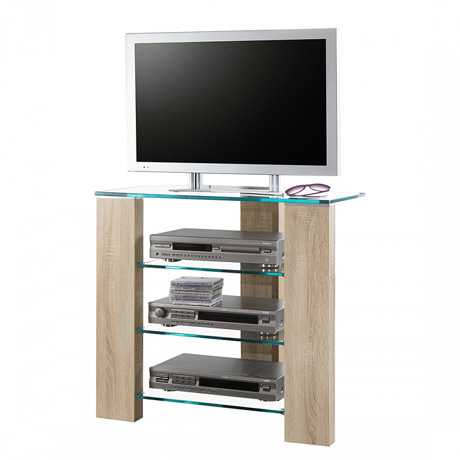 bellinzona hifi rack f r ein modernes heim home24. Black Bedroom Furniture Sets. Home Design Ideas