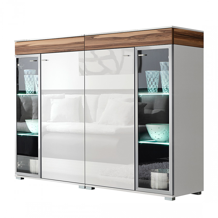 jetzt bei home24 highboard von california home24. Black Bedroom Furniture Sets. Home Design Ideas