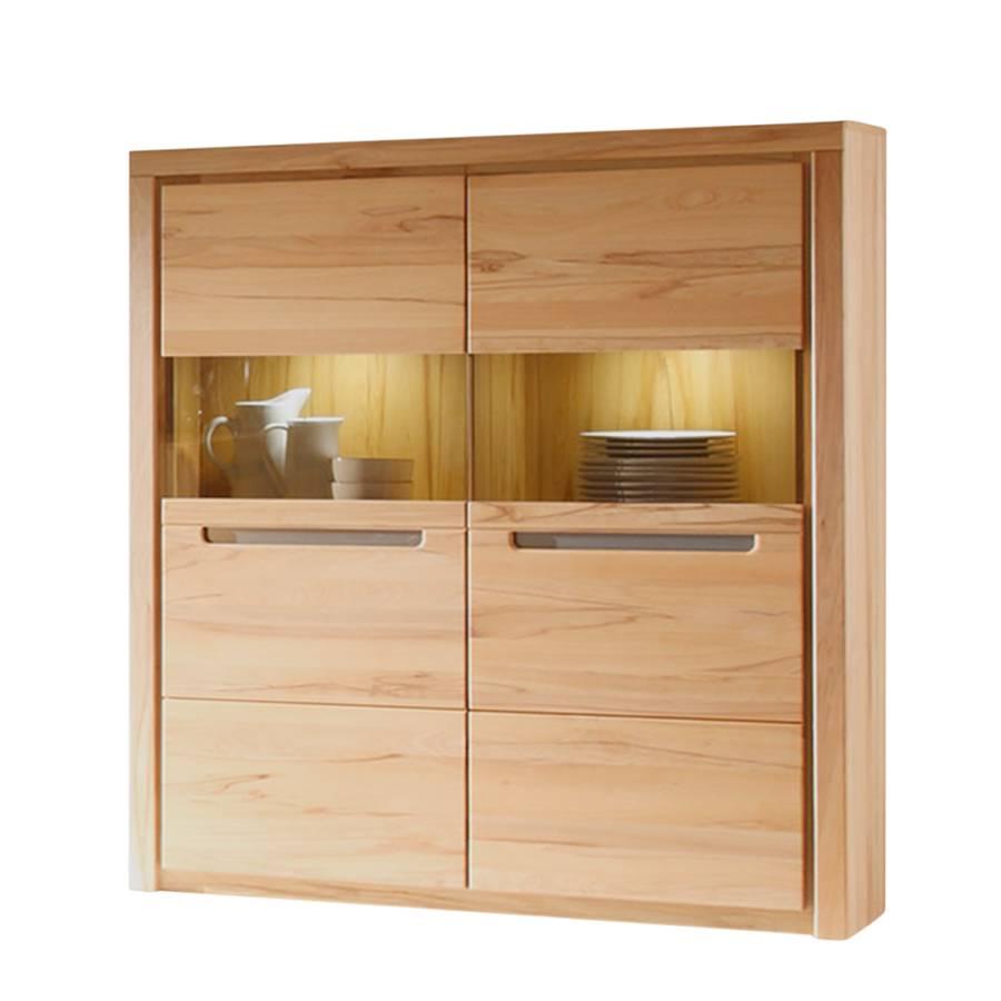 highboard zoe kernbuche teilmassiv home24. Black Bedroom Furniture Sets. Home Design Ideas