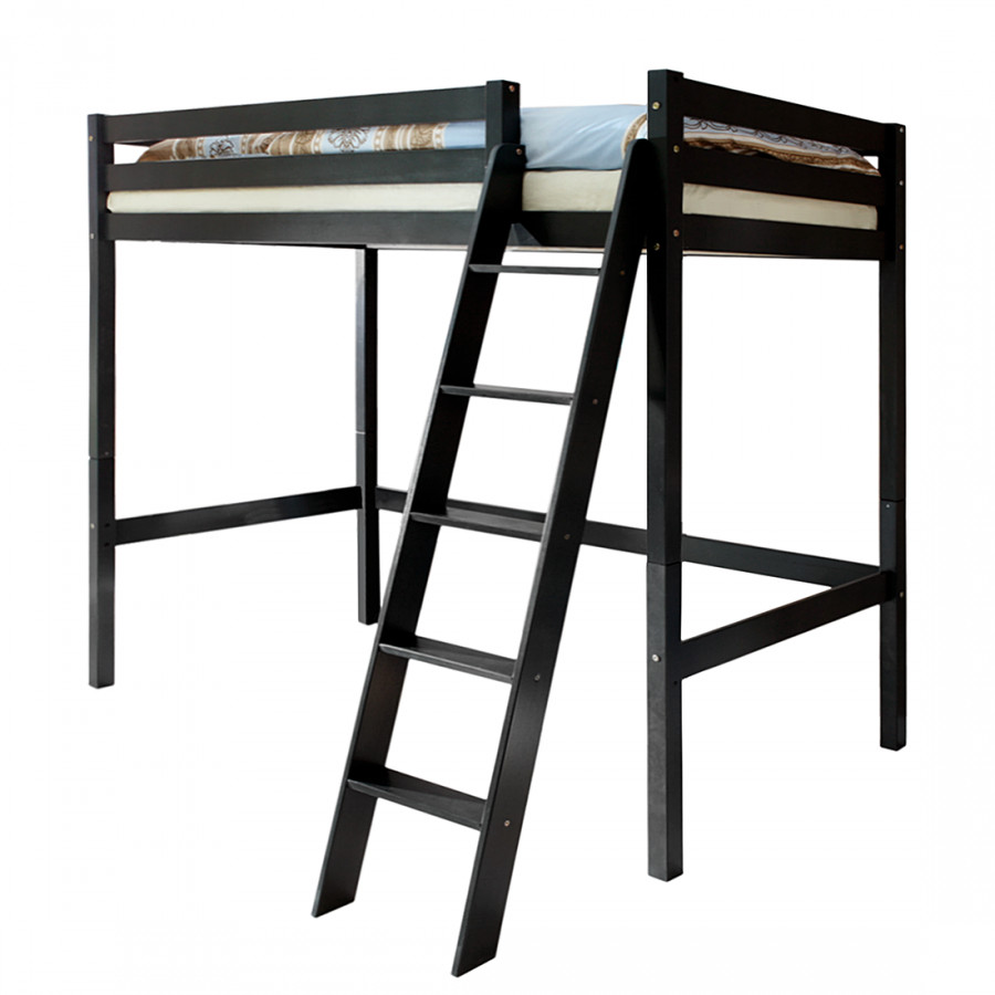 jetzt bei home24 hochbett von ticaa home24. Black Bedroom Furniture Sets. Home Design Ideas
