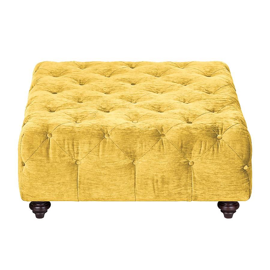 hocker kisaura samt senfgelb home24. Black Bedroom Furniture Sets. Home Design Ideas