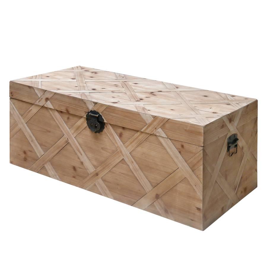 coffre en bois parema ch 234 ne massif home24 fr