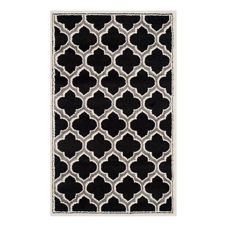 tapis int rieur ext rieur la salis anthracite cr me. Black Bedroom Furniture Sets. Home Design Ideas