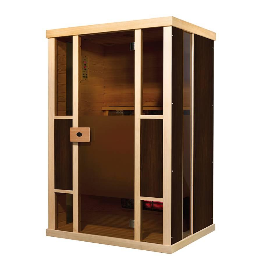 jetzt bei home24 infrarotkabine von jokey. Black Bedroom Furniture Sets. Home Design Ideas