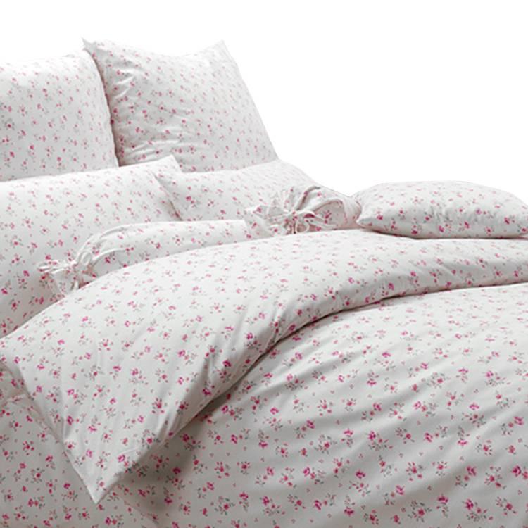 interlock jersey bettw sche bellamy rosa home24. Black Bedroom Furniture Sets. Home Design Ideas