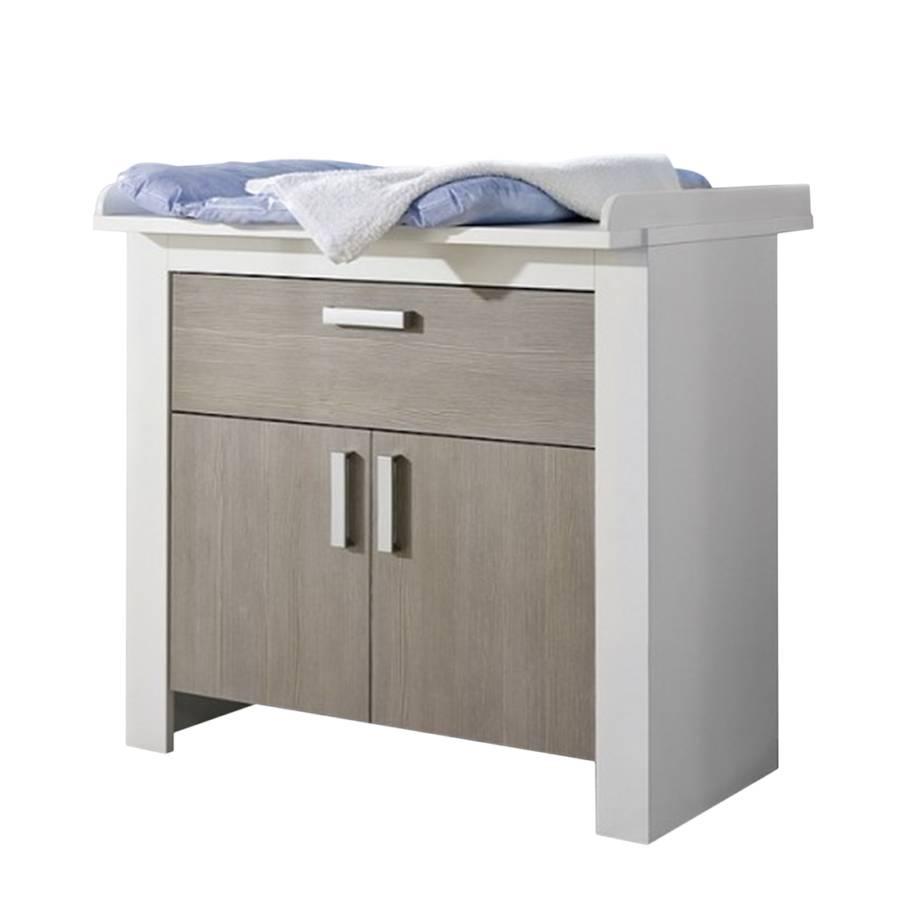 home24 moderne california wickelkommode home24. Black Bedroom Furniture Sets. Home Design Ideas