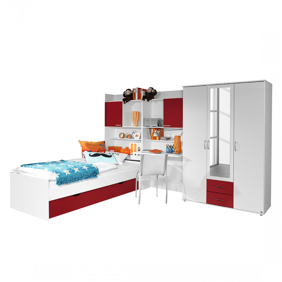Ensemble de chambre d 39 adolescent daniele i 5 l ments for Ensemble de chambre