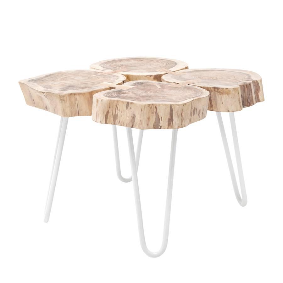 table basse slice ii manguier massif. Black Bedroom Furniture Sets. Home Design Ideas