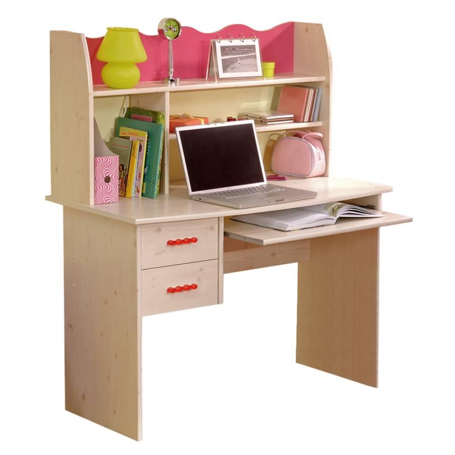 kinderschreibtisch sweet dekor pink kaufen home24. Black Bedroom Furniture Sets. Home Design Ideas