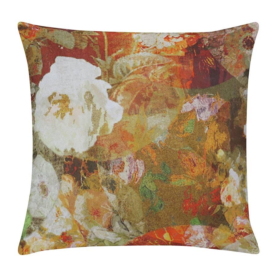 housse de coussin blomstret orange. Black Bedroom Furniture Sets. Home Design Ideas