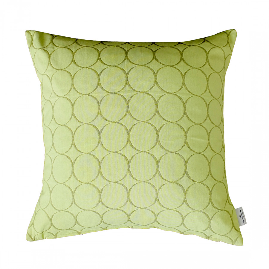 kissenh lle t loop gr n home24. Black Bedroom Furniture Sets. Home Design Ideas