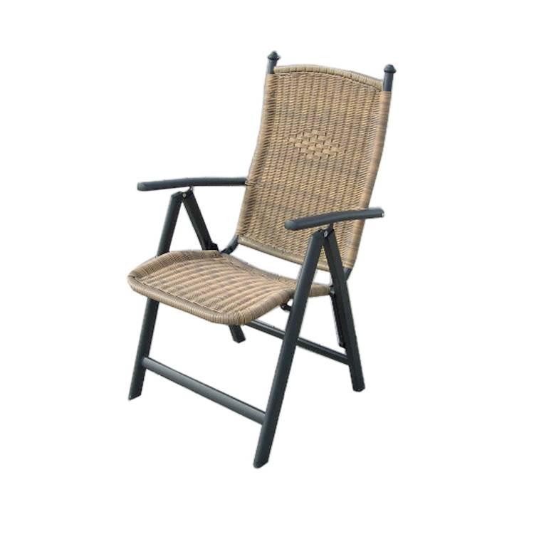 klappstuhl roma 5 fach verstellbar home24. Black Bedroom Furniture Sets. Home Design Ideas