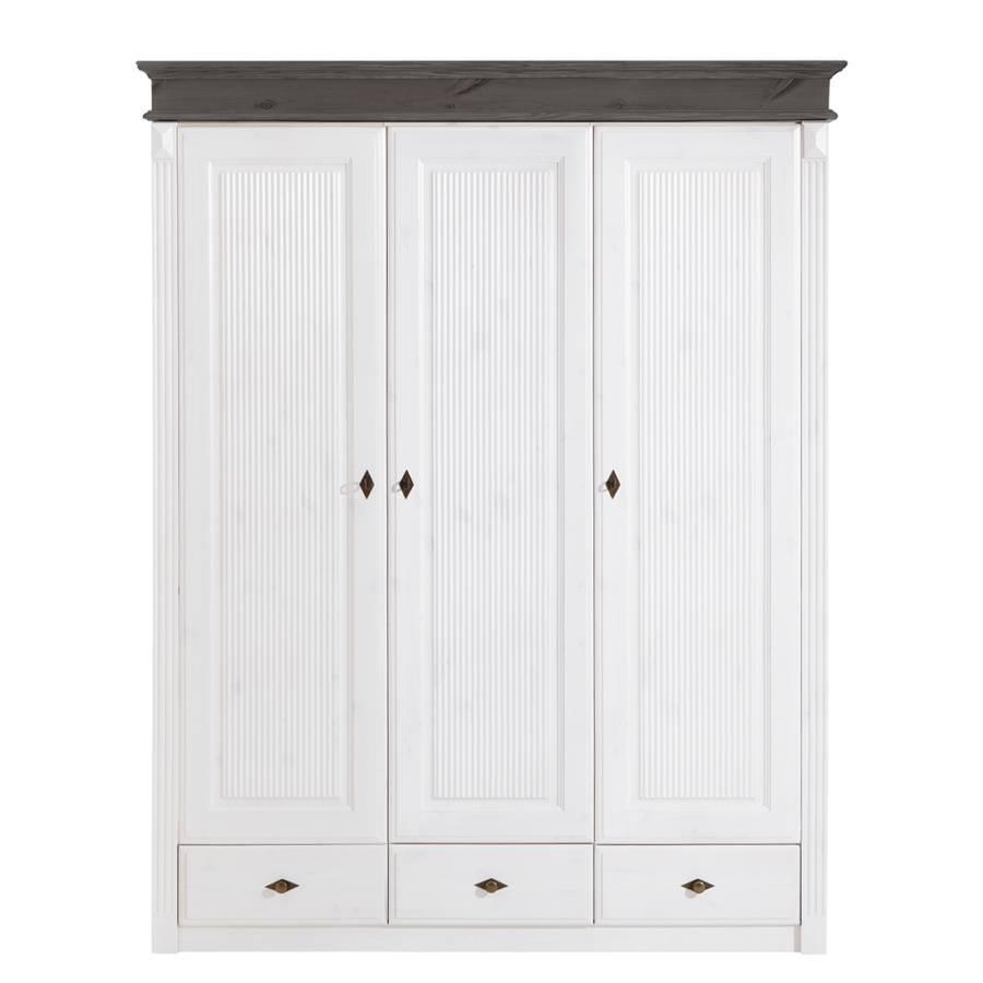 kleiderschrank von landhaus classic bei home24 bestellen. Black Bedroom Furniture Sets. Home Design Ideas