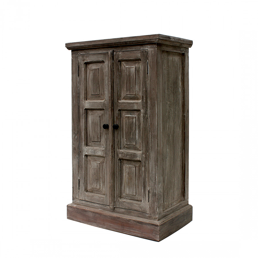 armoire v tements duvensee caoutchouc massif. Black Bedroom Furniture Sets. Home Design Ideas