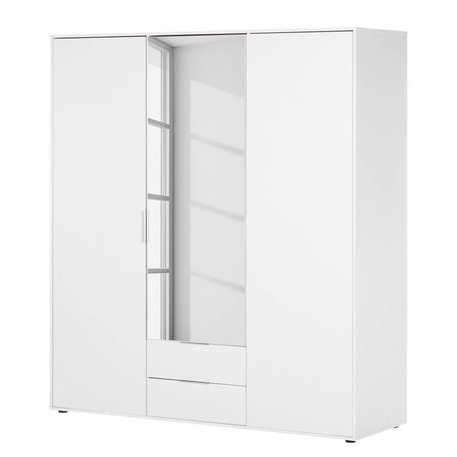 kleiderschrank smart i von kiydoo mit 3 t ren und spiegel. Black Bedroom Furniture Sets. Home Design Ideas