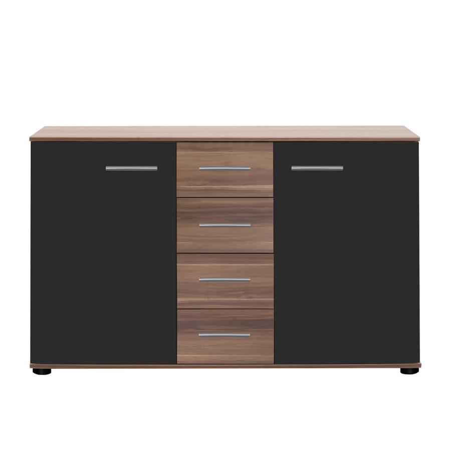 commode cannes notenhouten look. Black Bedroom Furniture Sets. Home Design Ideas
