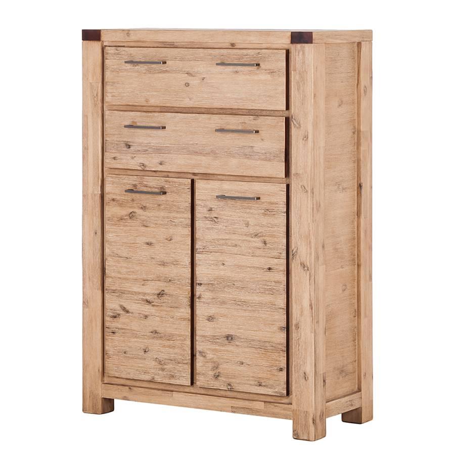 kommode coast echtes massivholz akazie home24. Black Bedroom Furniture Sets. Home Design Ideas