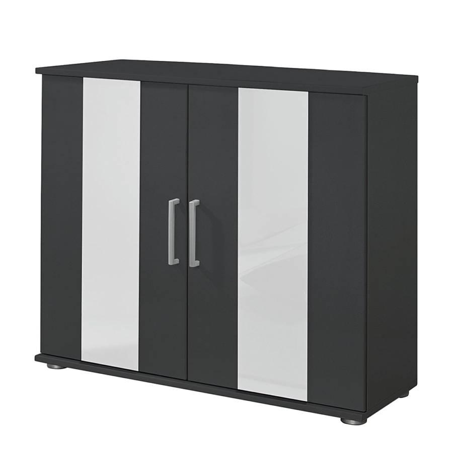 kommode grau wei das beste aus wohndesign und m bel inspiration. Black Bedroom Furniture Sets. Home Design Ideas
