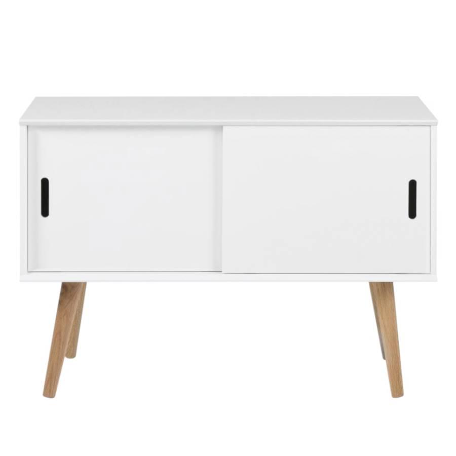 kommode nees eiche teilmassiv home24. Black Bedroom Furniture Sets. Home Design Ideas