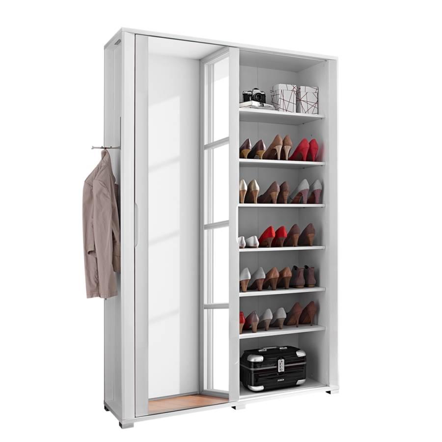 home24 modernes modoform garderobenset. Black Bedroom Furniture Sets. Home Design Ideas