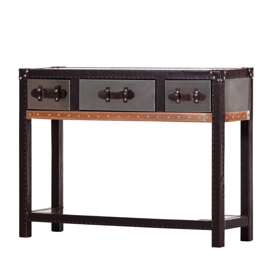 Furnlab consoletafel voor een moderne woning - Dressoir roestvrij tailor ...