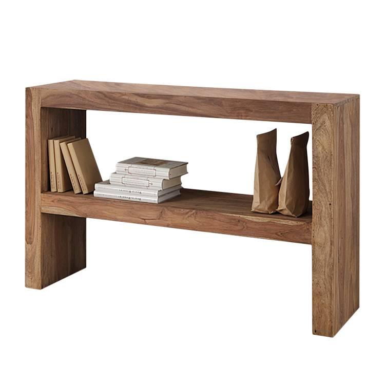 konsolentisch yoga sheesham massiv home24. Black Bedroom Furniture Sets. Home Design Ideas