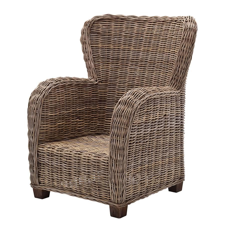 fauteuil en osier wickerworks volts rotin kubu. Black Bedroom Furniture Sets. Home Design Ideas