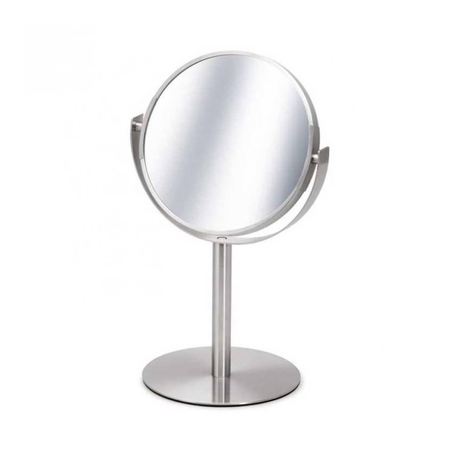 Make up spiegel primo vergrootspiegel roestvrij staal - Dressoir roestvrij tailor ...