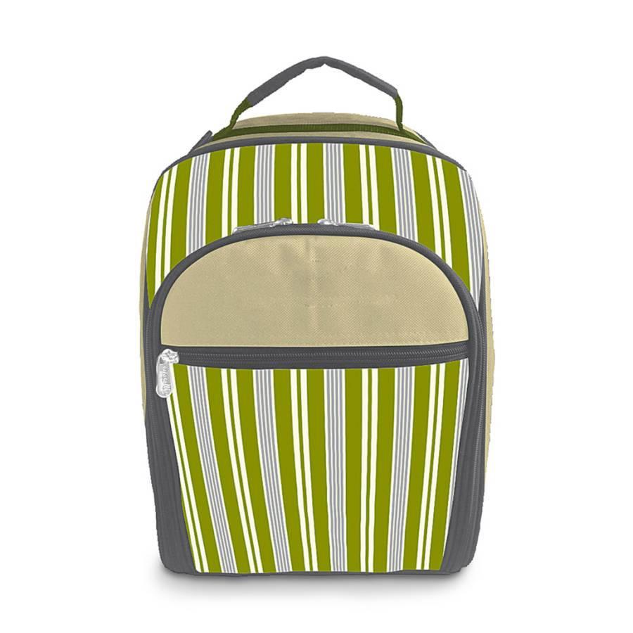 k hltasche mit picknickzubeh r teller gl ser kunststoff besteck edelstahl serviette. Black Bedroom Furniture Sets. Home Design Ideas