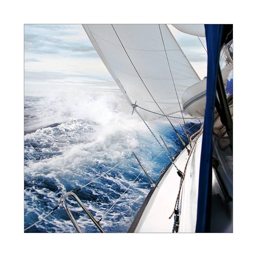 kunstdruk sailing trip iii. Black Bedroom Furniture Sets. Home Design Ideas