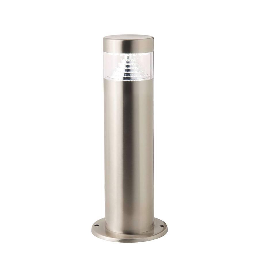 Luminaire led d 39 ext rieur sur socle avon acier for Luminaire exterieur plastique