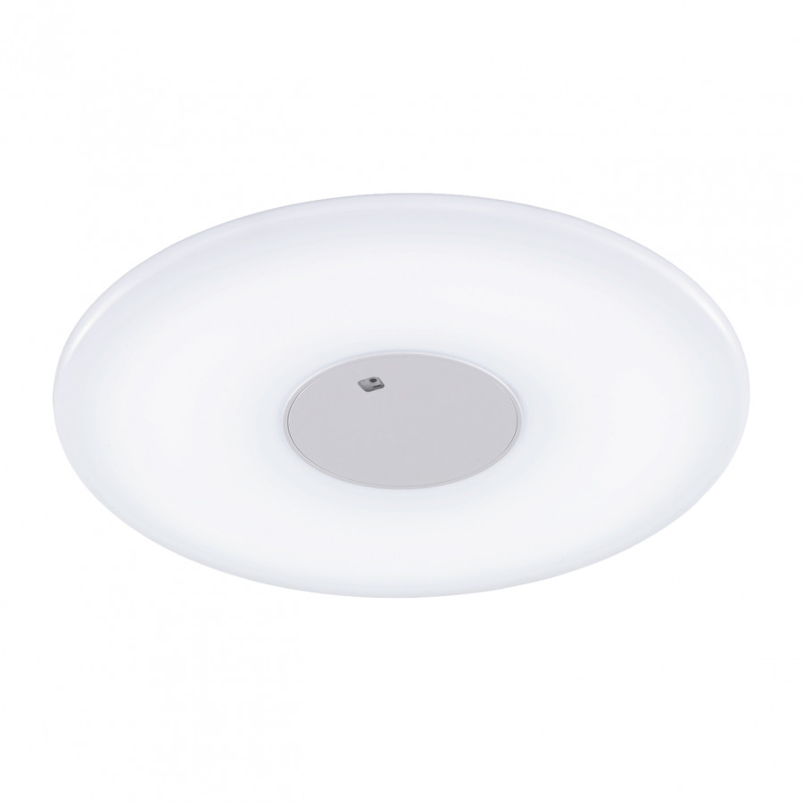 led deckenleuchte cham leon 60 cm wei matt 1 flammig. Black Bedroom Furniture Sets. Home Design Ideas