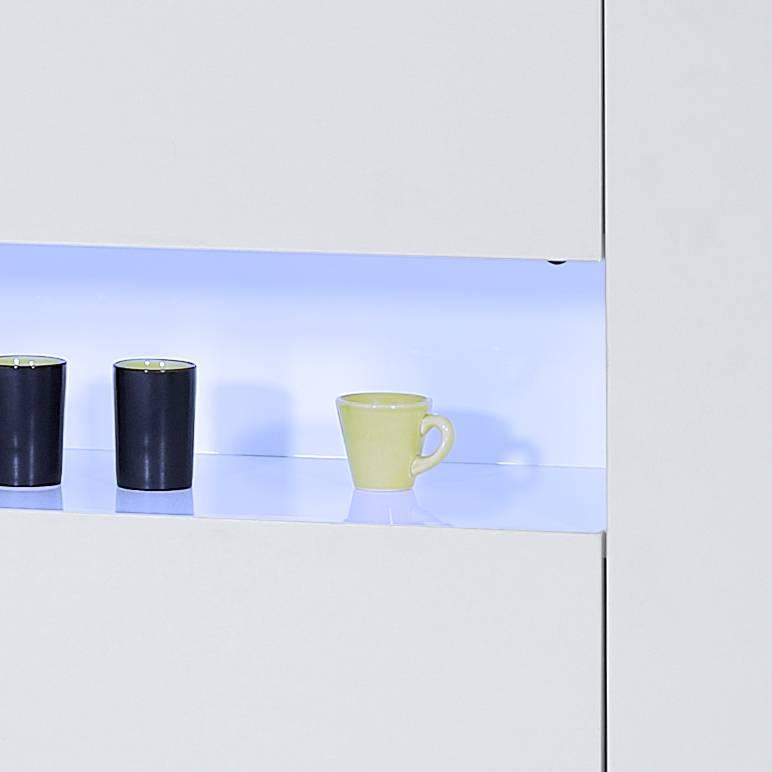 led rgb lichtleiste volta ii home24. Black Bedroom Furniture Sets. Home Design Ideas