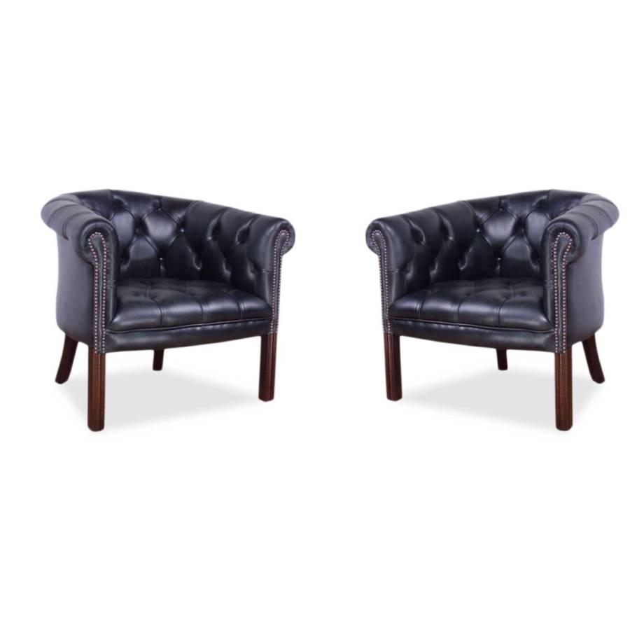 ledersessel meryton home24. Black Bedroom Furniture Sets. Home Design Ideas