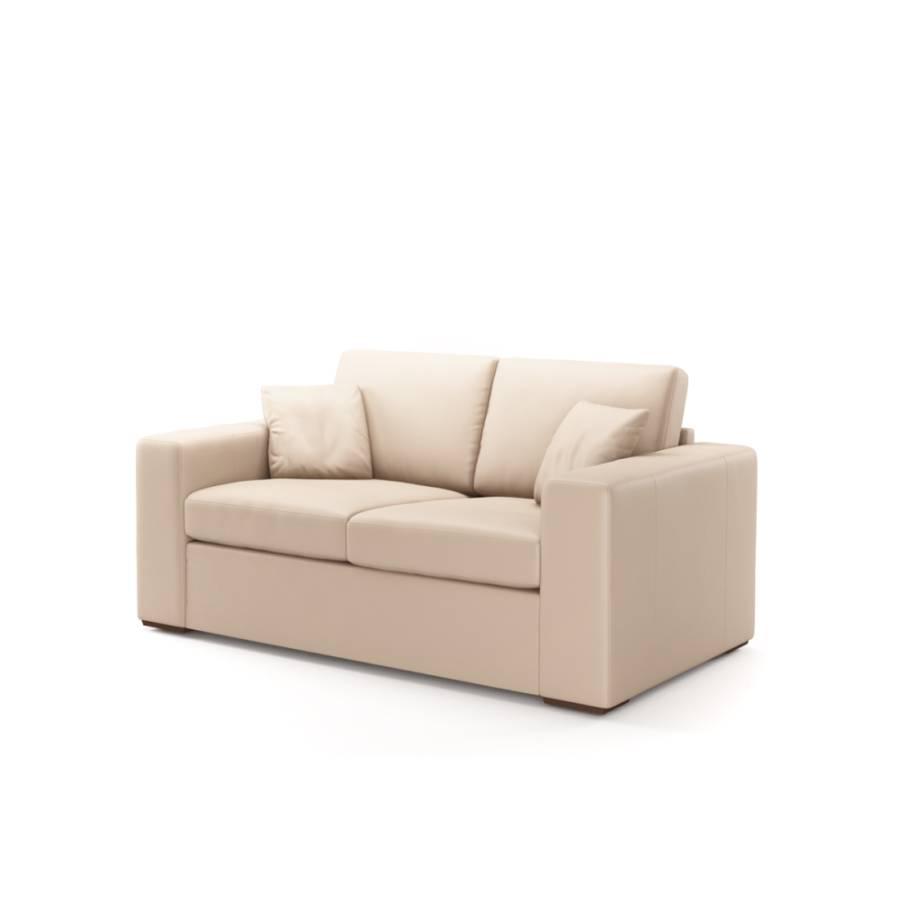 ledersofa blixen 2 sitzer home24. Black Bedroom Furniture Sets. Home Design Ideas