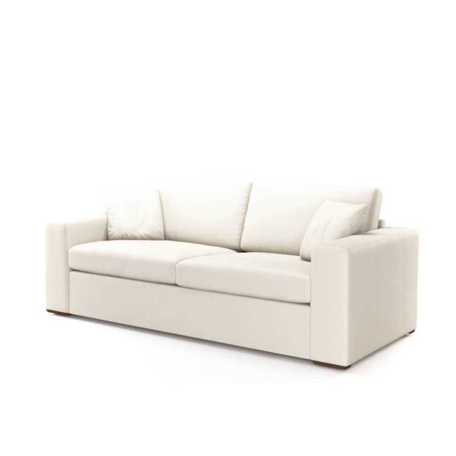 ledersofa blixen 3 sitzer home24. Black Bedroom Furniture Sets. Home Design Ideas