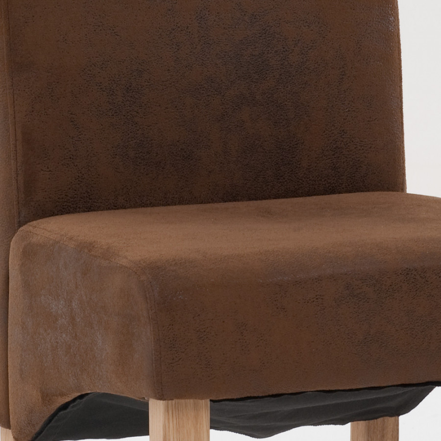 lederstuhl uno kunstleder home24. Black Bedroom Furniture Sets. Home Design Ideas